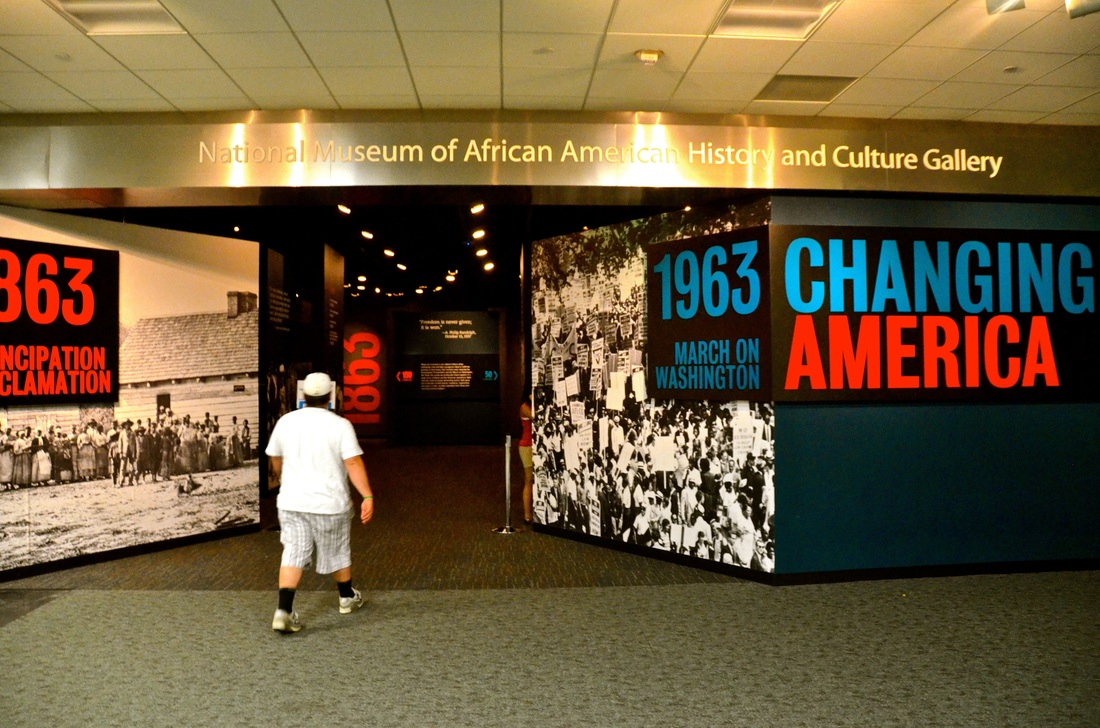 Pictureational Museum of African american History and Culture Gallery